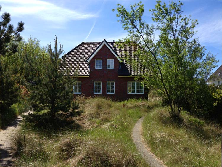 Amrum Haus Lee